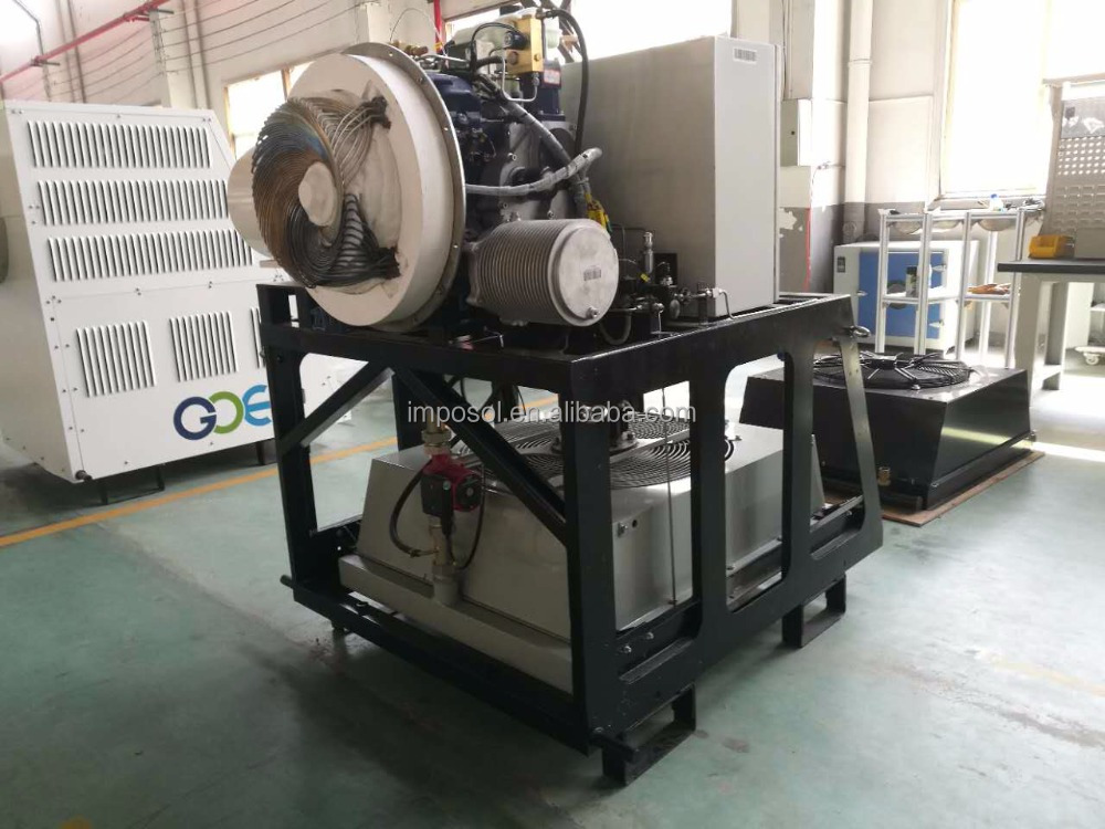 25-100KW Stirling Engine Generator for Heat Recovery