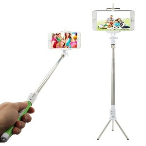 Dispho Remote Control Multi-function Phone Self-timer Monopod holder