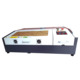 factory price 40w 50w CO2 Mini dog tag Wood Laser Engraving Machine