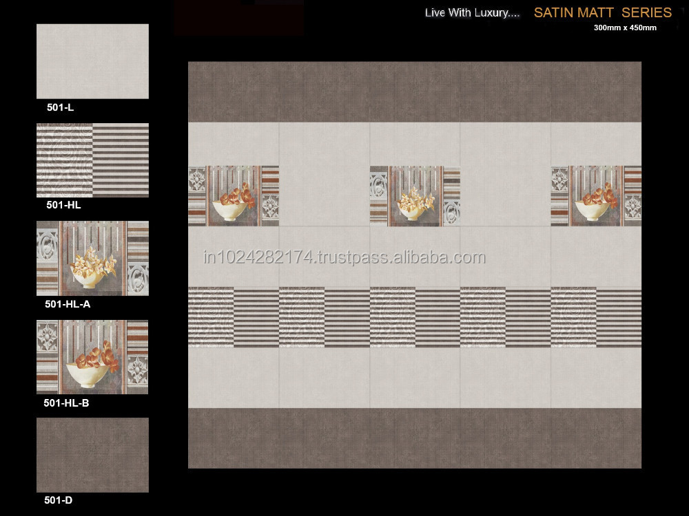Digital Ceramic Wall Tiles For Kitchen,Bathroom,Elevation,Living ...
