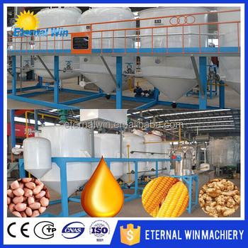 Soybean Oil Machine Oil Production Line