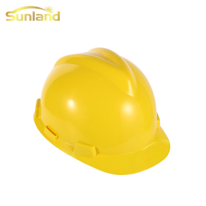 Hard Hat Styles industrial abs safety helmet in low price