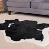 Home decor living room custom floor carpets rugs plush fake faux fur sheepskin rug long fur synthetic wool carpet
