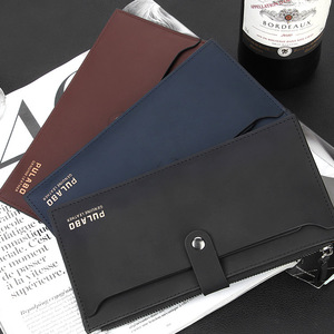 New Design Human Leather Wallet Manufacturer Men Wallet 2017
