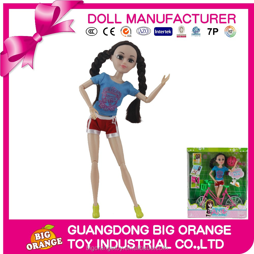12 Inch Fashion <strong>Doll</strong> For Kids <strong>Doll</strong> Manufacturer