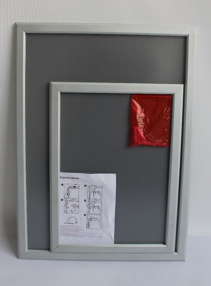 Poster board frames