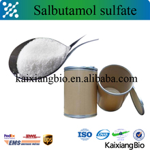 Salbutamol Sulfate Good for Bronchial Smooth Muscle CAS:51022-70-9