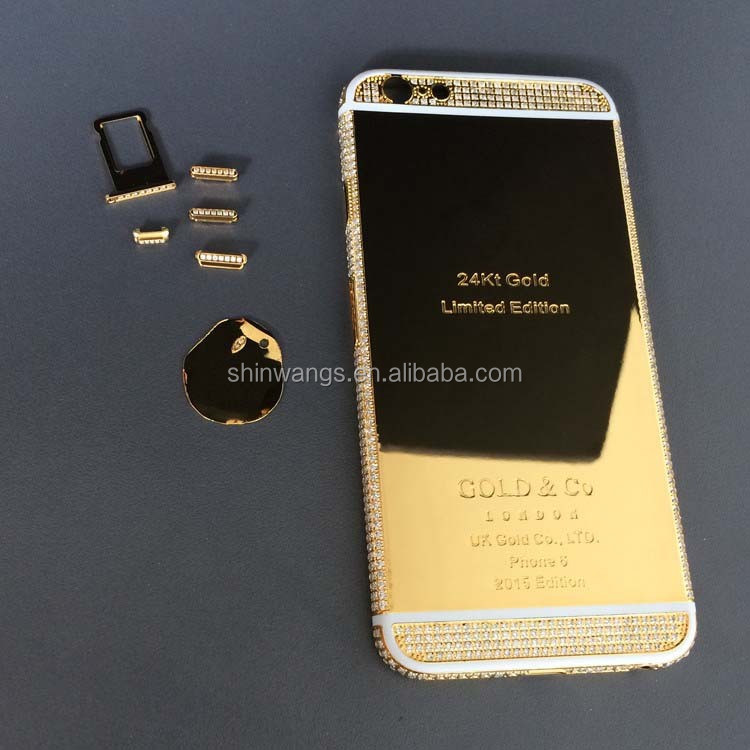 Gold 24k iphone 6 plus