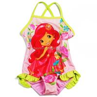Oem&odm New Strawberry Shortcake Girls Toddler One Piece Swimsuits ...
