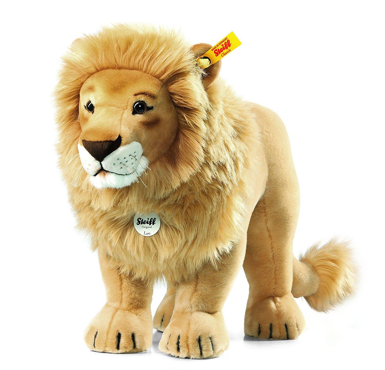 Картинки плюшевый лев