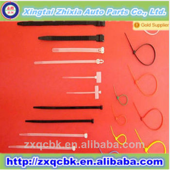2015 Best sell !! high tensile cable ties/plastic twist tie/mounting cable ties