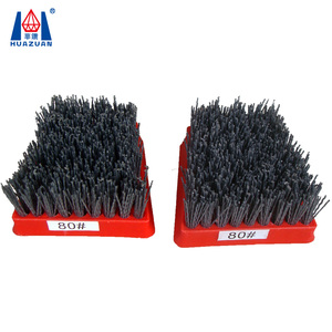 Stone Antiqued Finishing Frankfurt Abrasive Nylon Brush