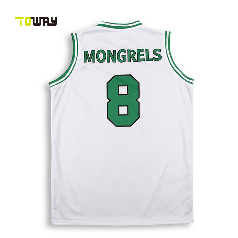 db1b5d139 China Customize Blank Basketball Jersey