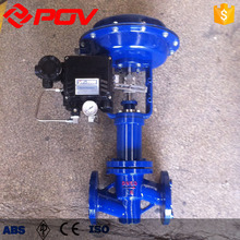 4-20ma steam directional flow pneumatic control valve