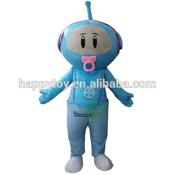 HI funny custom plush kids cartoon character pocoyo mascot costumes for adults for sale  sc 1 st  Alibaba : kids cartoon character costumes  - Germanpascual.Com