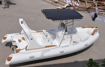 Liya 5 8m 10 People Rigid Hypalon Boat Inflatable T Top Boat For Sale - Buy  T Top Boat,Hypalon Boat Inflatable,Rigid Hypalon Boat Product on