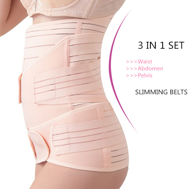 Amazon Private Label Abdominal Binder Postpartum Belly Recovery Band