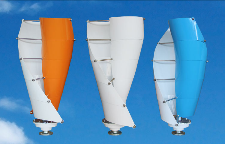 200w Small Vertical Axis Wind Turbine On Sale Buy Roof