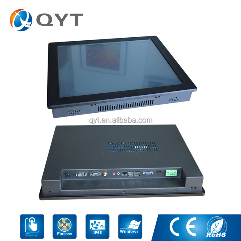 New Design Intel 3217U 1.8GHz Linux lcd touch screen for embedded system with WinCE, XP