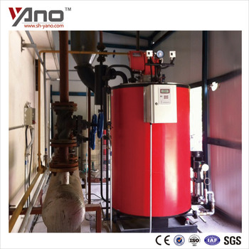 500kg Steam Boiler Gas Fired Lss Boiler For Food Machine - Buy Lss ...