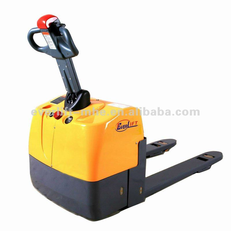 Mini Electric Pallet Truck powered pallet jack battery pallet truck hand jack with CE
