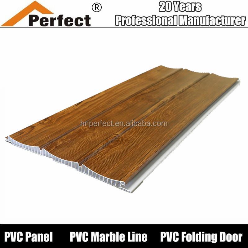 Laminage pas cher pvc carreaux de plafond pvc faux plafond plafond de pvc lambris 6 m int rieur - Lambris pvc plafond pas cher ...