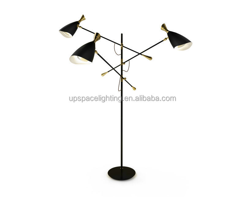(XCF8064) Replica Delightfull Duke metal floor lamps for living room