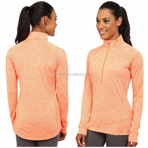 latest fitness sport jersey pattern custom clothing design suits dry fit fitted wholesale Long raglan sleeves womens gym wear