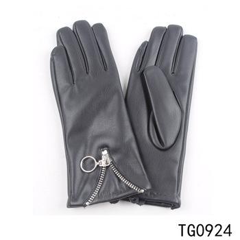 Toros Fashion Custom Lady Cheap Leather Glove New Designs Winter