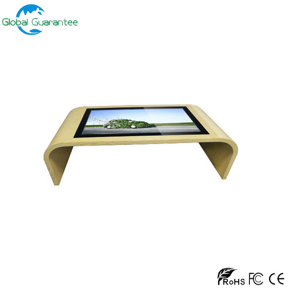 smart 55 inch 1080p android touch screen coffee table ir/capacitive touch 43inchs