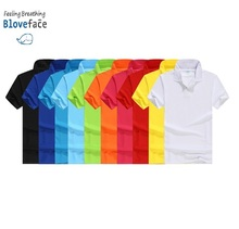 custom cotton/polyester men and women quick dry polo t-shirts