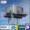 Anti-abrasion solvent-free food grade epoxy paint