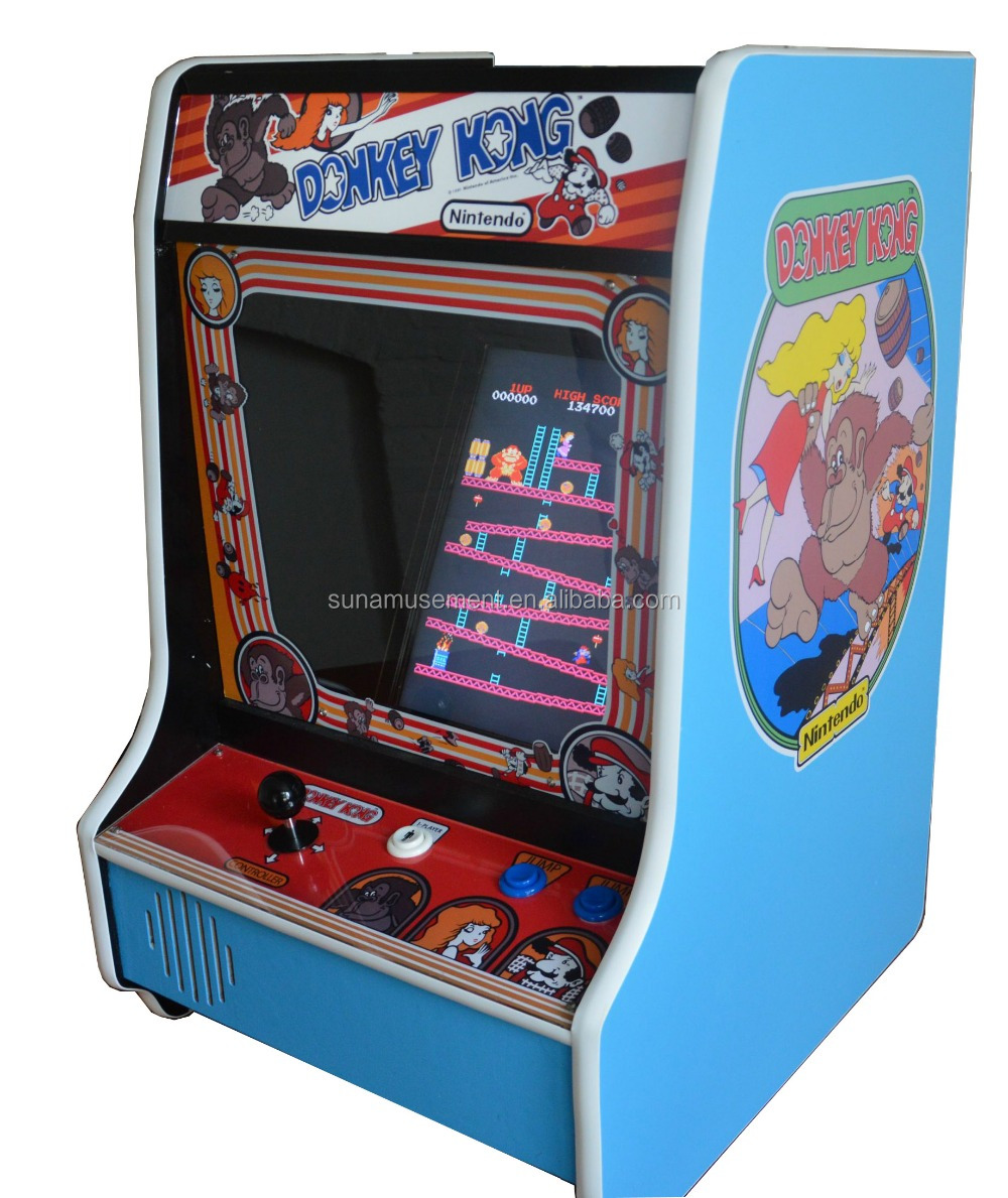 Donkey Kong Mini arcade machiness