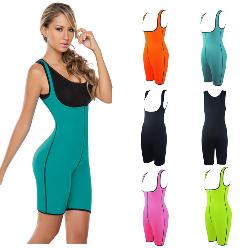 Neoprene Body Shaper Slimming Vest 3