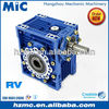 ISO9001 Cetificate Chinese Factory Supply NRV Series Mini Automatic Transmission Gearbox for AC Motor