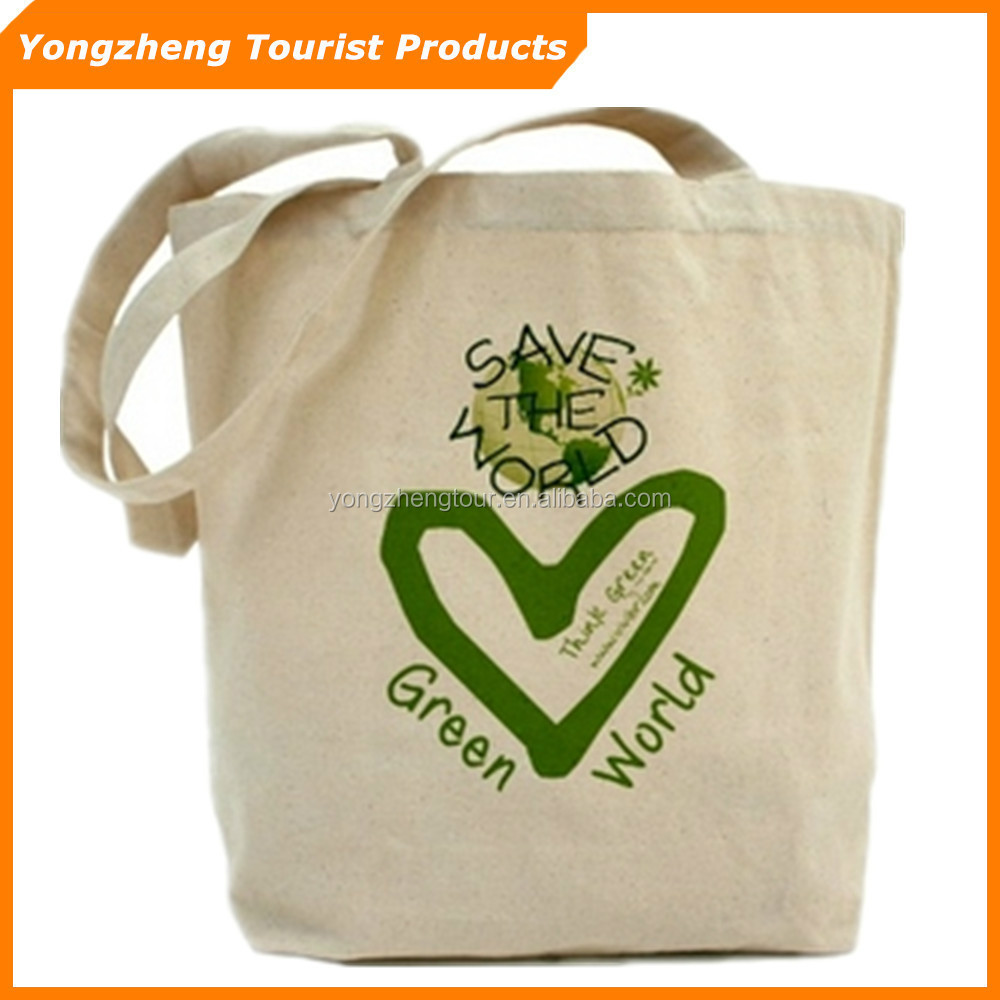 organic cotton bag factory for sale