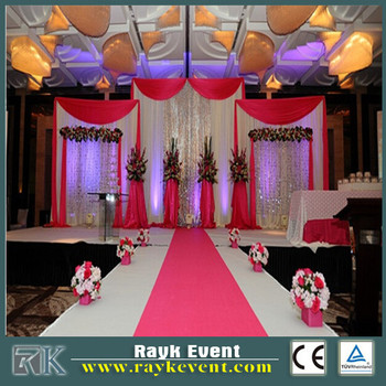 economic used pipe drape solutions for event show stage decor rh alibaba com