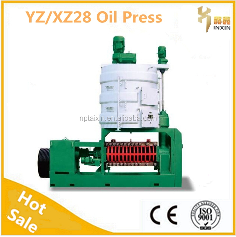 XINXIN Factory Low Investment Castor Seed Buyers Types Of Cotton Seed Oil Machine