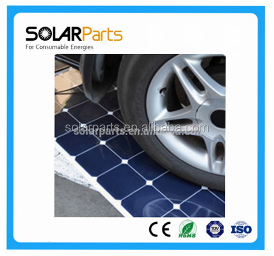 180w Flexible Solar Panel Manufacturers In China