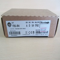Allen-Bradley PLC 1762-IR4 1762 MicroLogix PLC Modules with High Quality and Best Price