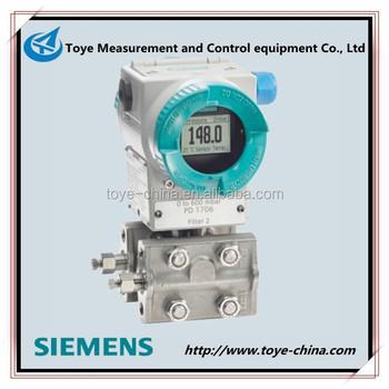 siemens differential pressure transmitter pdf