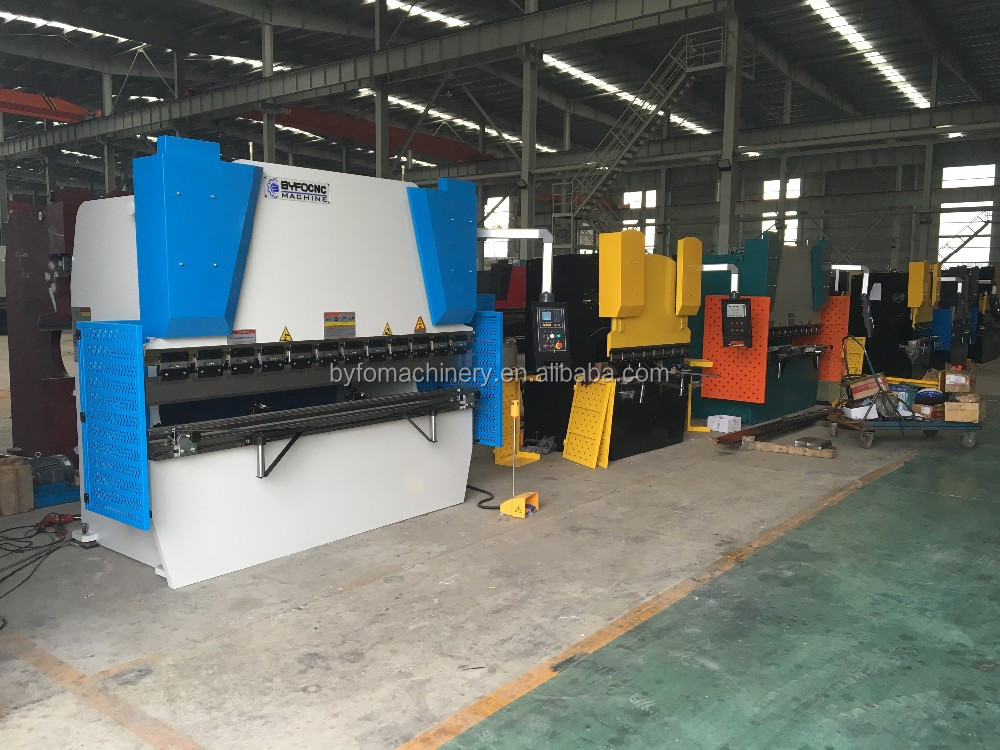 WC67K 160T 3200mm sheet metal cnc press brake price
