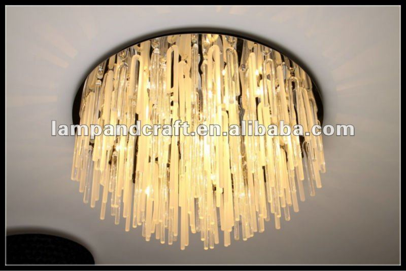 2012 GuZhen bubble ceiling lamps crystal