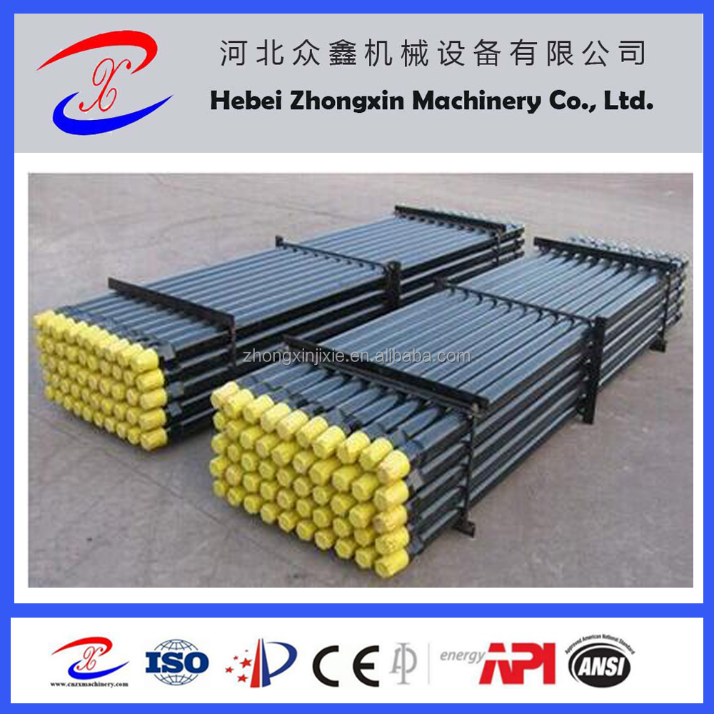 low price api oil drill pipe 2 3/8 steel grade R780 for sale