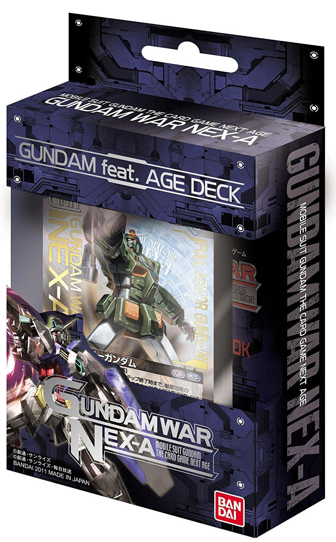 Gundam War EX-A [GUNDAM feat. AGE DECK]