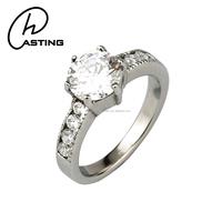 Wholesale Cheap Wedding CZ Cubic Zirconia Ring Women