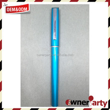 Premium quality Hot selling blue gel pen