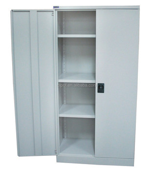 dls1 factory wholesale 07 mm knock down grey iron cupboard for file