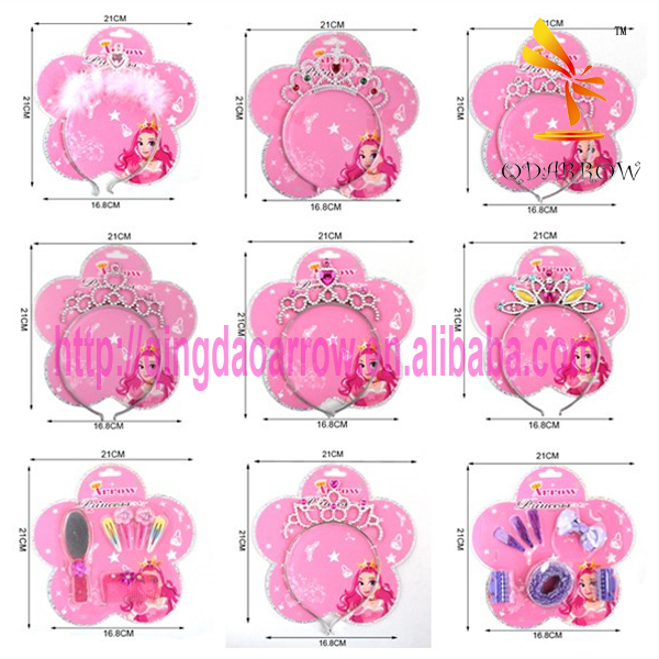 Nice Gift Hair Claw Fancy Handmade Hair Accessories for Kids
