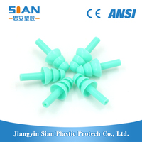 Silicon High Quality Noise Reduction Ear plugs